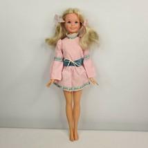 "Vintage 1971 Best Friend Cynthia 19"" Talking Doll Mattel #2 - $29.65"