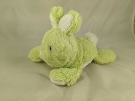"Animal Adventure Green Rabbit Plush Bunny 8"" 2016 Stuffed Animal Toy - $6.85"
