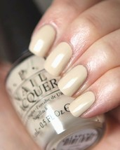 OPI Cola YOU'RE SO VAIN-ILLA Creamy Nude Beige Vanilla Nail Polish Lacqu... - $9.33