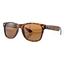 Vintage HORN RIMMED SUNGLASSES TORTOISE BROWN,TURTLE SHELL,BROWN, retro,... - £3.55 GBP