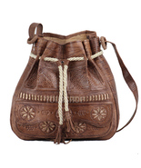Moroccan Shoulder bag, Moroccan Crossbody, Moroccan Vintage Bag, Valenti... - $54.95