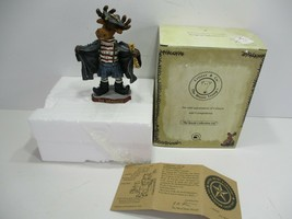 Boyds Moose Troop Magna Q. Elfinmoose 1st Ed NEW #36917 - $12.99