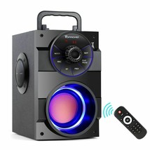 Loud Bluetooth Speakers Wireless Stereo Extra Bass Portable Loudspeakers... - $77.41 CAD