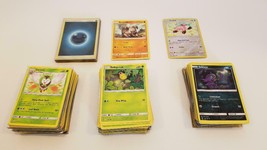 2017 Pokemon Cards Mixed Lot Some Uncommon & Rare Pokemon Cards Some Foiled - $13.81