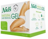 Nad's Natural Hair Removal Gel for legs, arms, bikini area and underarms, 170g