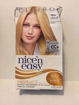 Clairol Nice 'n Easy CC 10/87 Ultra Light Natural Blonde Haircolor Hair Color - $9.40