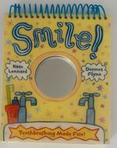 Smile Toothbrushing Made Fun! Board Book Rare Dermot Flynn Kate Lennard ... - $44.55
