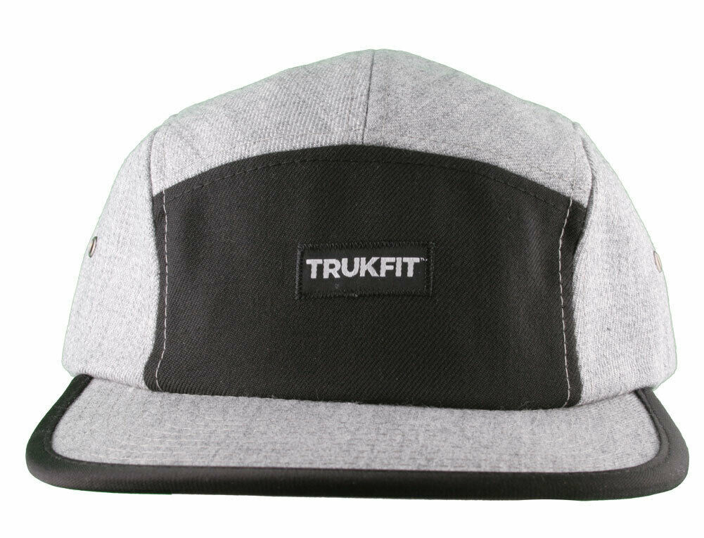 Trukfit Shades of Grey Camper Hat Lil Wayne Universal Music Group O/S