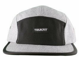 Trukfit Shades of Grey Camper Hat Lil Wayne Universal Music Group O/S image 1