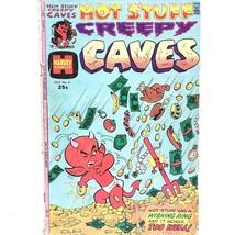 Hot Stuff Creepy Caves #5 July 1975 Harvey Comics ... The Wishing Ring - $17.82