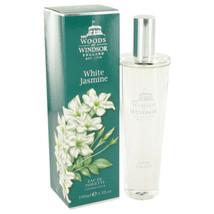 White Jasmine by Woods of Windsor Eau De Toilette Spray 3.3 oz (Women) - $29.32