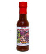 Gourmet Brutal Cherry Hot Sauce (Dangerously Hot)150ML Chili Ghost &  Re... - $11.56