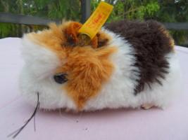 Steiff gerbel gerbil  guinea pig w  button flag Germany b2 - $31.66