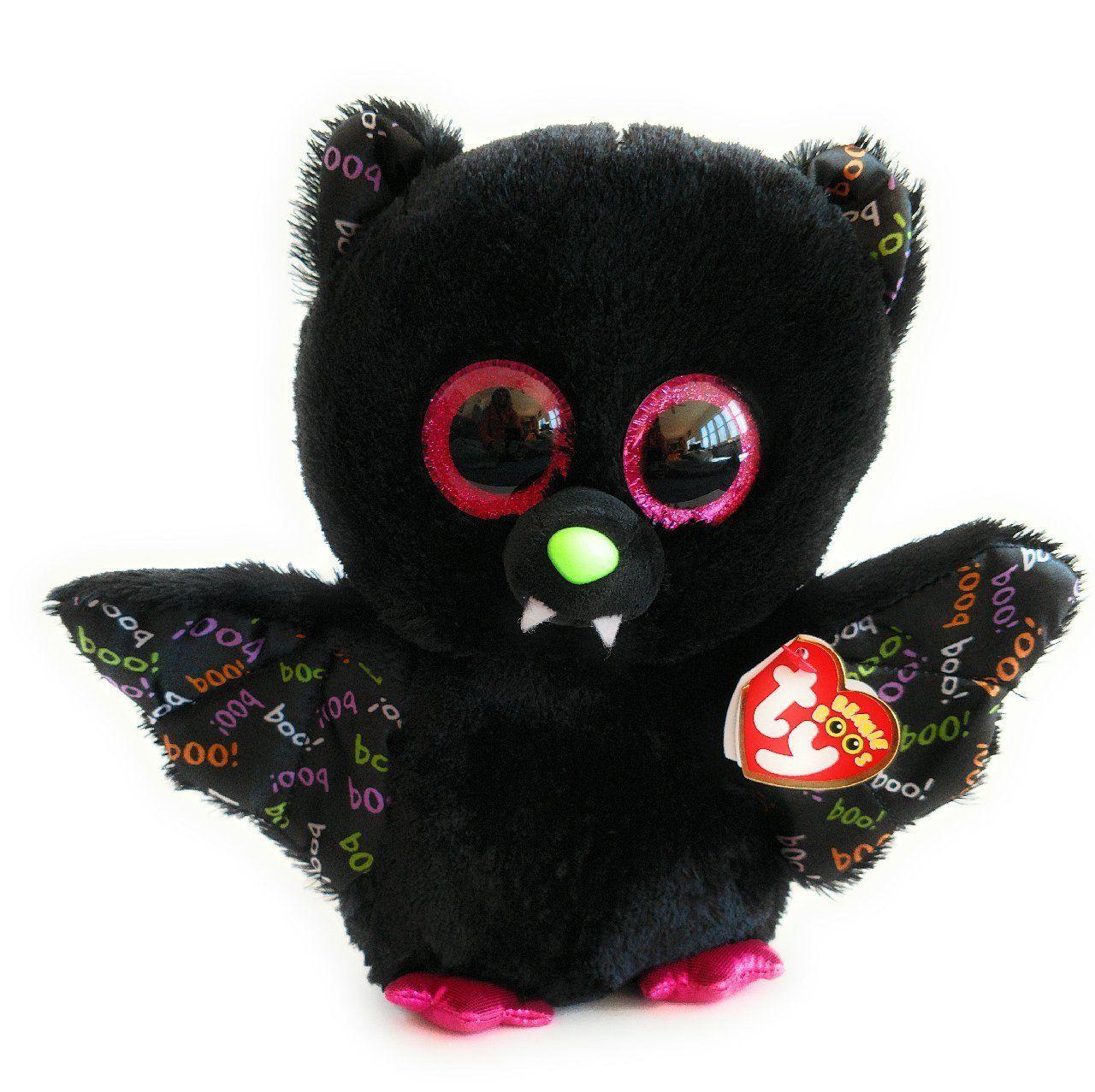8023aa5e3b4 Ty Halloween Beanie Boos Dart the Bat Medium and 50 similar items. S l1600