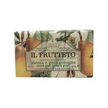 Nesti Dante IL Frutteto Mint & Quince Pear Soap 8.8oz - $14.00