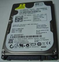 "NEW 120GB SATA 2.5"" 9.5MM Hard Drive WD WD1200BEVS Free USA Shipping - $38.17"