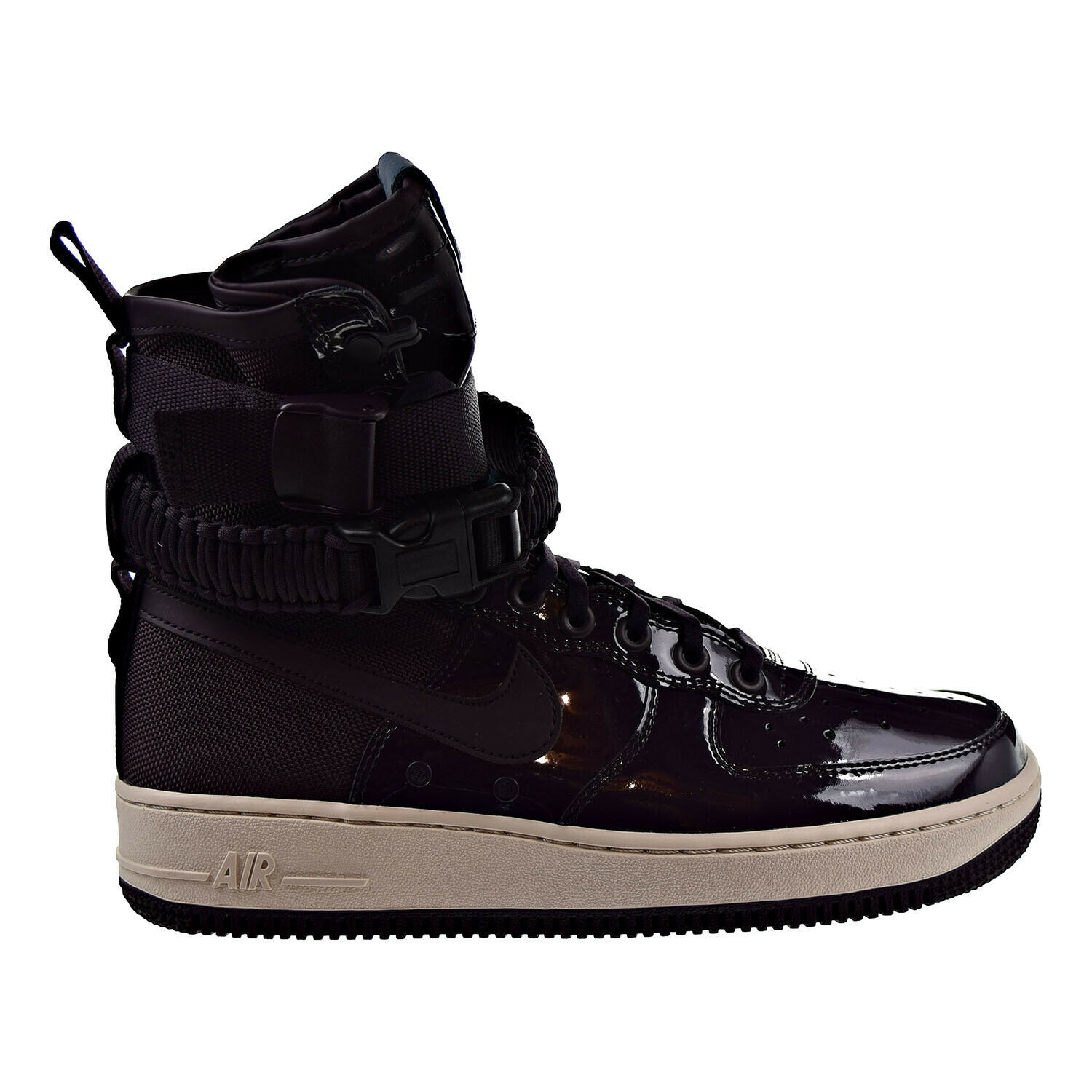 Primary image for Nike SF Air Force 1 SE Premium Women's Shoes Port Wine-Space Blue aj0963-600