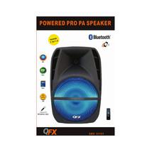 "QFX SBX-61151 15"" PA Speaker with Bluetooth/FM/USB/SD/5 Band EQ - $65.09"