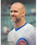 David Ross ~ Rossi ~ Chicago Cubs All-Star Var Sizes Oil Style Art Print... - $4.99+