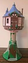 "18"" Tall Disney  RAPUNZEL Tangled Tower CASTLE Playset  - $14.84"