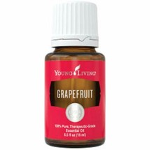 Young Living Grapefruit Essential Oil 15ml NEW  Sealed Fast Shipping  - $15.88