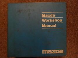 1991 Mazda Navajo Service Shop Reparatur Manuell Set OEM Bücher Fehlende... - $14.09