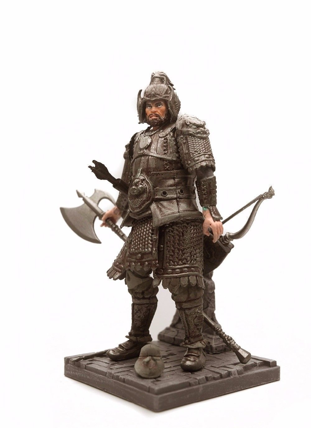 Water Margin 3.75 -inch Super cable/ Priest Hwa/action figure collection toys