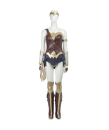 Inspired Wonder Woman Justice League Cosplay Costume Boot Covers & Lasso - £180.25 GBP+