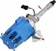Pro Series R2R Tach Drive Distributor Corvette SBC BBC 327 350 396 427 454 Blue image 2