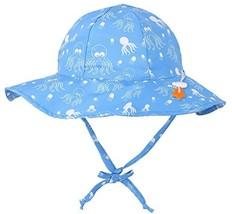 Jasmine Boys' Patterned Sun Protection Wide Brim Safari Bucket Hat,2-4 Y... - $18.70