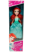"""Disney Princess ARIEL 11"""" Doll with Tiara and Skirt  The Little Mermaid ... - $19.95"""