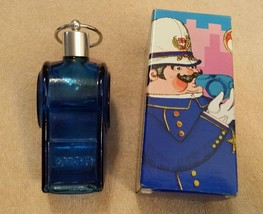 Vintage Avon The Big Whistle 1972 After Shave Cologne Bottle With  Original Box - $11.87