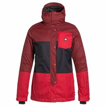 New Women's Defy Snow Water Proof (Red) Jacket - Size: Medium - $49.49
