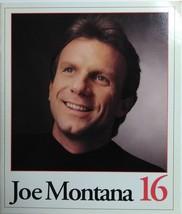 1997 Joe Montana 49ers #16 Retirement Commemorative Book - $8.95