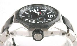 Nixon A397-000 El Tangent Negro y Plata Tono Acero Inoxidable Reloj Hombre image 4