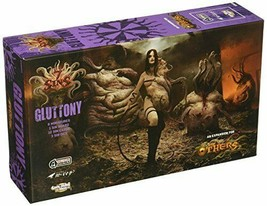 Cool Mini or Not The Others Gluttony Box Board Game - $23.77