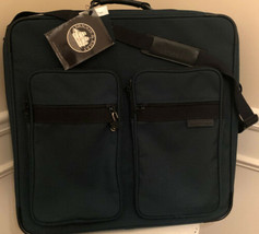 NEW Briggs & Riley 'Baseline Deluxe' Garment Bag (22 Inch)Suit Case Hunter Green - $269.00