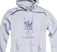 Batman DC Comics I am Batman Graphic Hoodie Justice League Superman BM1281 image 3
