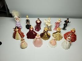 15 Hallmark Keepsake Barbie Holiday Lucy Scarlett O'Hara Harley Davidson... - $74.25