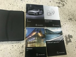 2018 Mercedes Benz Sl Klasse Modelle Owners Betreiber Manuell Set Fabrik... - $197.95