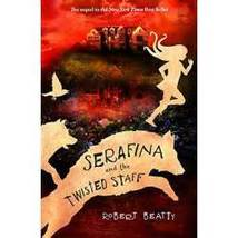 Serafina and the Twisted Staff - $4.99