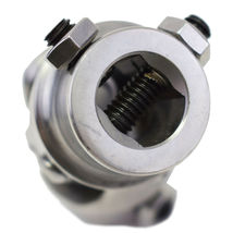 "Stainless Steel Yokes Steering Shaft Universal U-Joint 3/4"" 36 Spline To 3/4"" DD image 8"