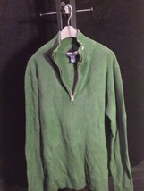 Ralph Lauren MFG Dark Green XL Polo Jeans Company Bin # 3 - $23.36