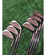 Wilson Gear Effect 3, 4, 6, 7, 8, 9, P Iron Set Steel, Right handed - $44.99