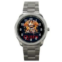 Sport Metal Unisex Watch Highest Quality Queen - $23.99