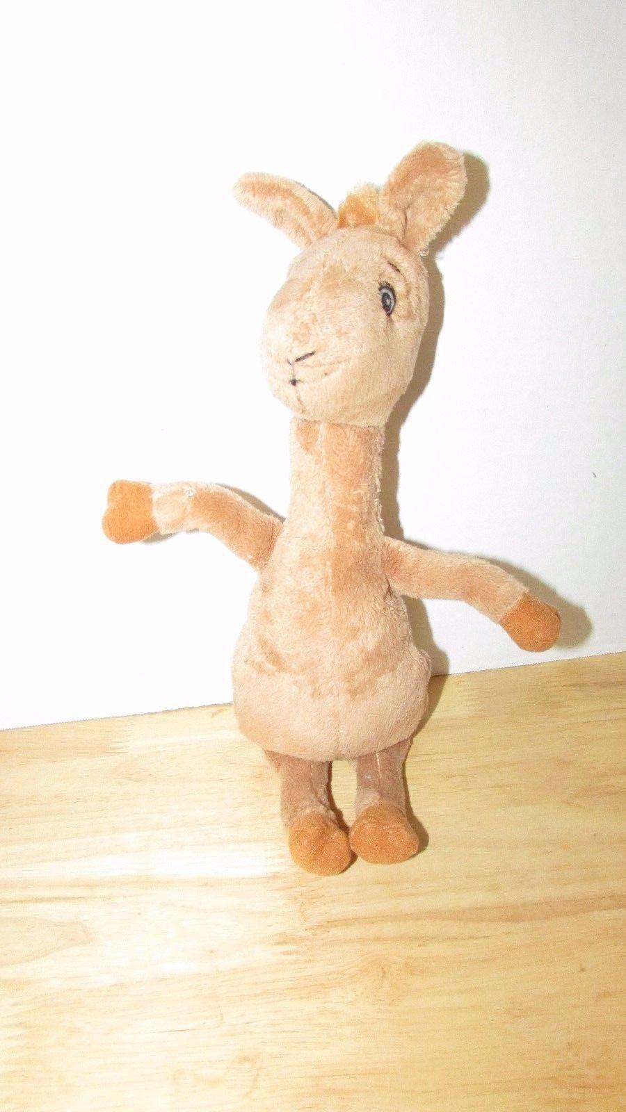 "Llama Llama No Red Pajamas  Plush Stuffed Animal Merrymakers 13"" 2009"
