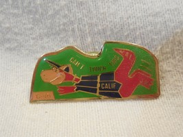 "Flintstones CA Little League Lapel Pin D-46 Dino Flintstone ""Can't Touch... - $7.95"