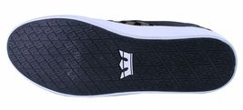 Supra Men's Olive Drab/Black/White Isometric 3D Cube Pistol Low Top Sneakers NIB image 7