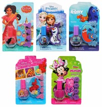 DISNEY* Toe Spacer+File NAIL POLISH SET Christmas/Holiday *YOU CHOOSE* N... - $2.68