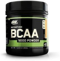 Optimum Nutrition Instantized BCAA Powder 40 Servings, Keto Friendly Bra... - $36.81